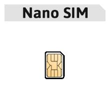 Nano Karte Zuschneiden.Sim Karten Formate übersicht Micro Sim Nano Sim Etc