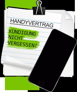 handyvertrag kndigen - Handyvertrag Kundigen Muster